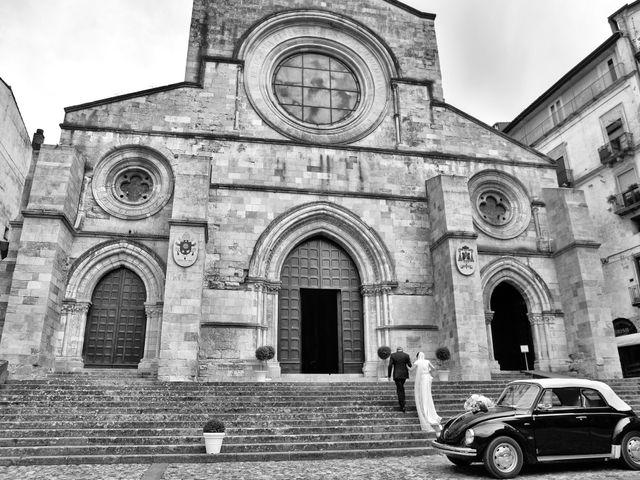 Il matrimonio di Saverio e Raffaella a Carolei, Cosenza 19