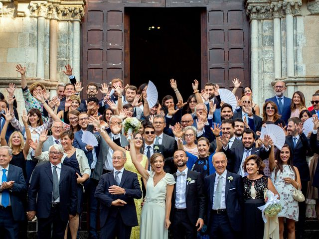 Il matrimonio di Saverio e Raffaella a Carolei, Cosenza 28