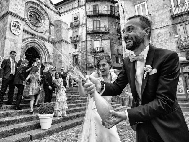 Il matrimonio di Saverio e Raffaella a Carolei, Cosenza 29