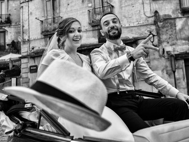 Il matrimonio di Saverio e Raffaella a Carolei, Cosenza 33