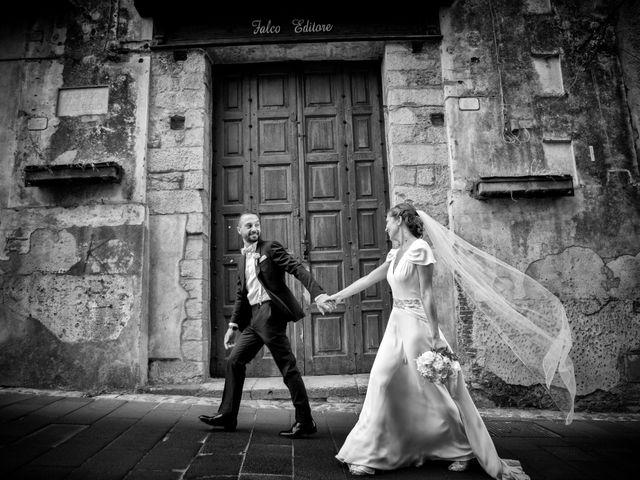 Le nozze di Raffaella e Saverio