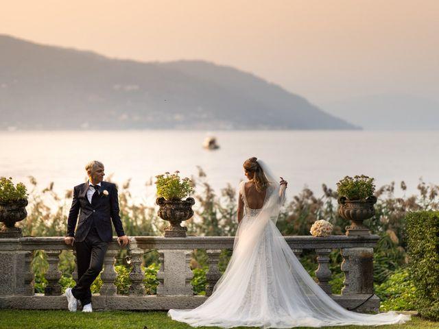 Le nozze di Maryna e Gianluca