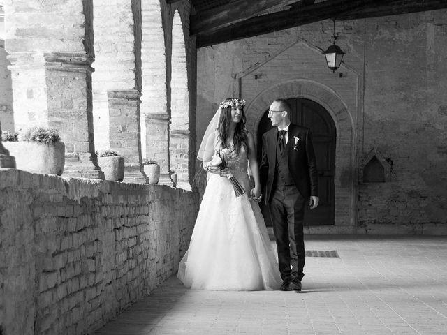 Il matrimonio di Vincenzo e Chiara a Tolentino, Macerata 1