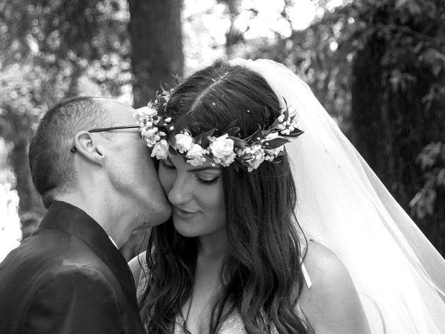 Il matrimonio di Vincenzo e Chiara a Tolentino, Macerata 6