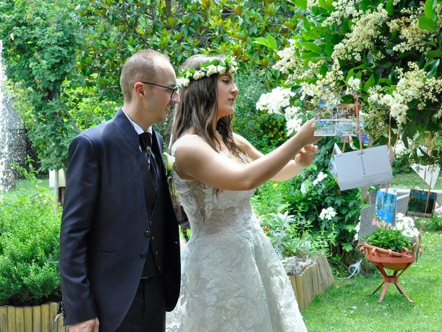 Il matrimonio di Vincenzo e Chiara a Tolentino, Macerata 2