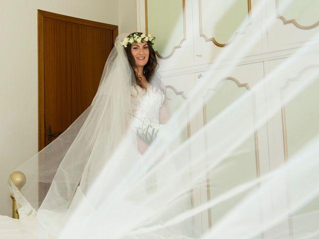 Il matrimonio di Vincenzo e Chiara a Tolentino, Macerata 15