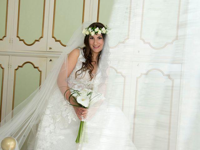 Il matrimonio di Vincenzo e Chiara a Tolentino, Macerata 16