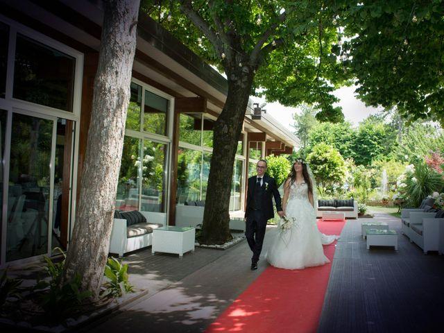 Il matrimonio di Vincenzo e Chiara a Tolentino, Macerata 17