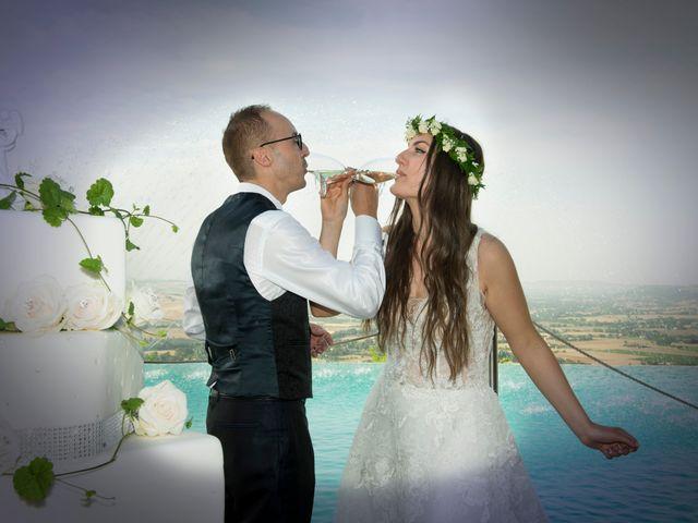 Il matrimonio di Vincenzo e Chiara a Tolentino, Macerata 18