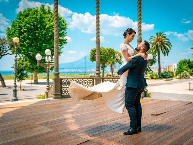 Il matrimonio di Alessandro e Luisa a Scafati, Salerno 49