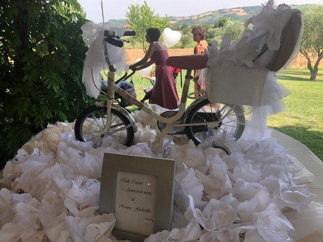 Il matrimonio di Nicolo  e Giulia a Pergola, Pesaro - Urbino 4