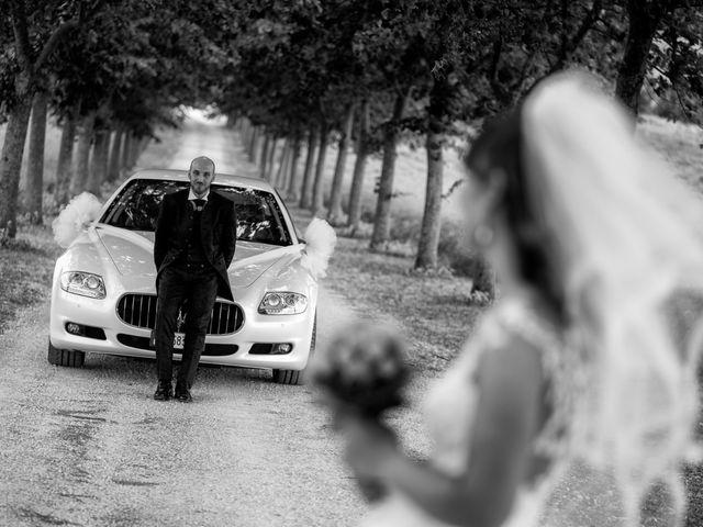 Il matrimonio di Nicolo  e Giulia a Pergola, Pesaro - Urbino 1