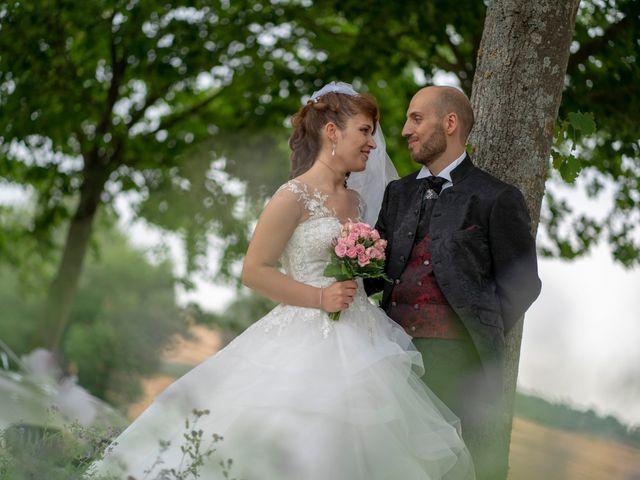 Il matrimonio di Nicolo  e Giulia a Pergola, Pesaro - Urbino 2