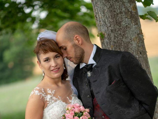 Il matrimonio di Nicolo  e Giulia a Pergola, Pesaro - Urbino 8