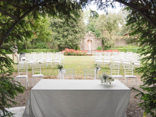 Il matrimonio di Niccolo e Silvia a Lucca, Lucca 8