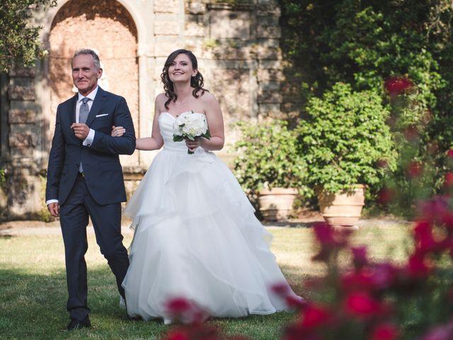 Il matrimonio di Niccolo e Silvia a Lucca, Lucca 15