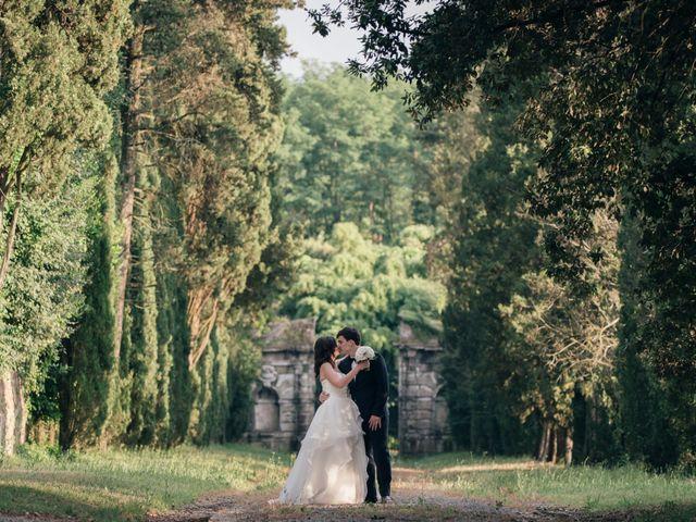 Il matrimonio di Niccolo e Silvia a Lucca, Lucca 1