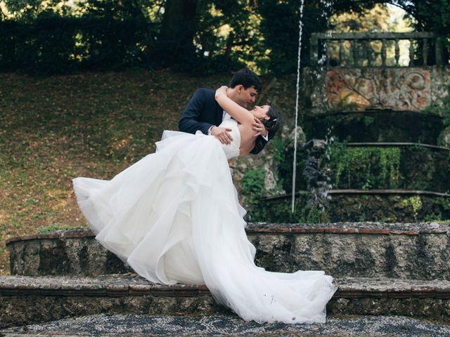 Il matrimonio di Niccolo e Silvia a Lucca, Lucca 21