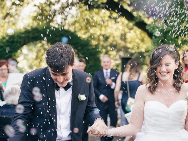 Il matrimonio di Niccolo e Silvia a Lucca, Lucca 2