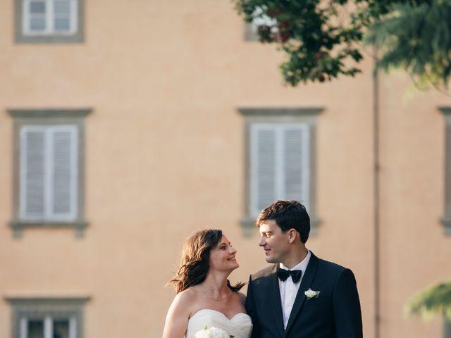 Il matrimonio di Niccolo e Silvia a Lucca, Lucca 22