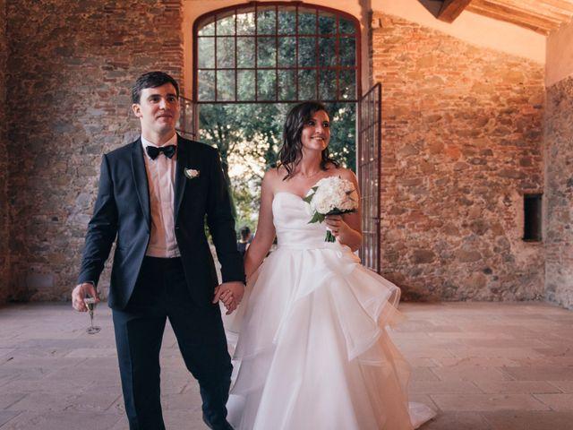 Il matrimonio di Niccolo e Silvia a Lucca, Lucca 23