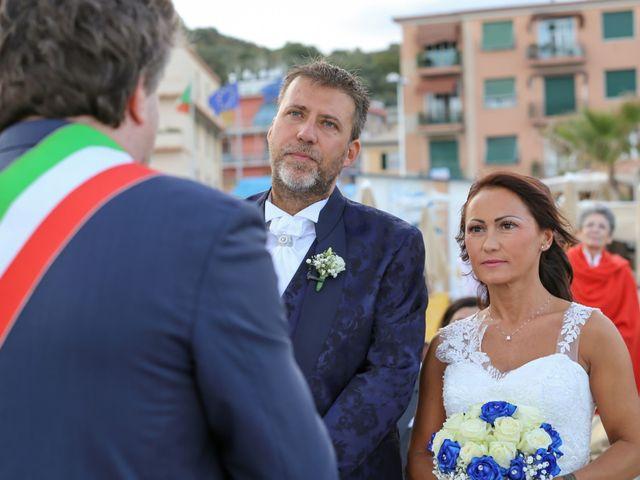 Il matrimonio di Marco e Maria a Albisola Superiore, Savona 11