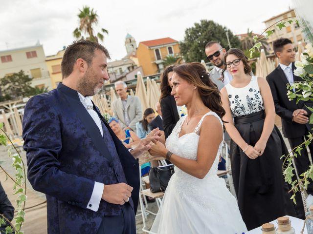 Il matrimonio di Marco e Maria a Albisola Superiore, Savona 12