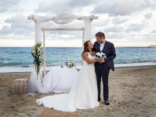 Il matrimonio di Marco e Maria a Albisola Superiore, Savona 16