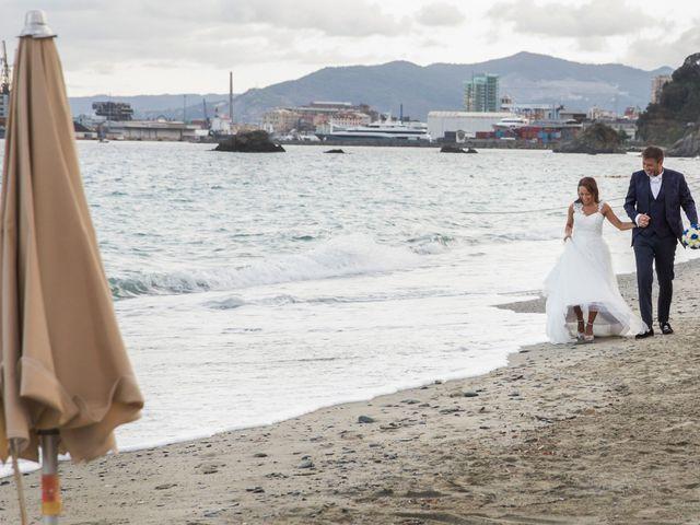 Il matrimonio di Marco e Maria a Albisola Superiore, Savona 20