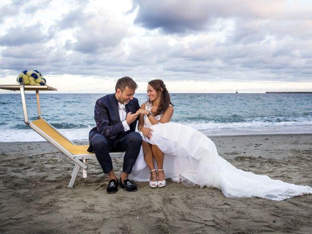 Il matrimonio di Marco e Maria a Albisola Superiore, Savona 21