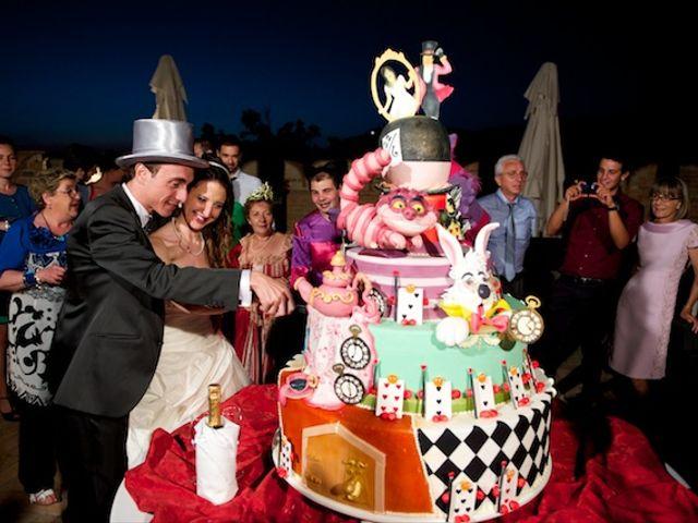 le nozze di Alice e Fabrizio
