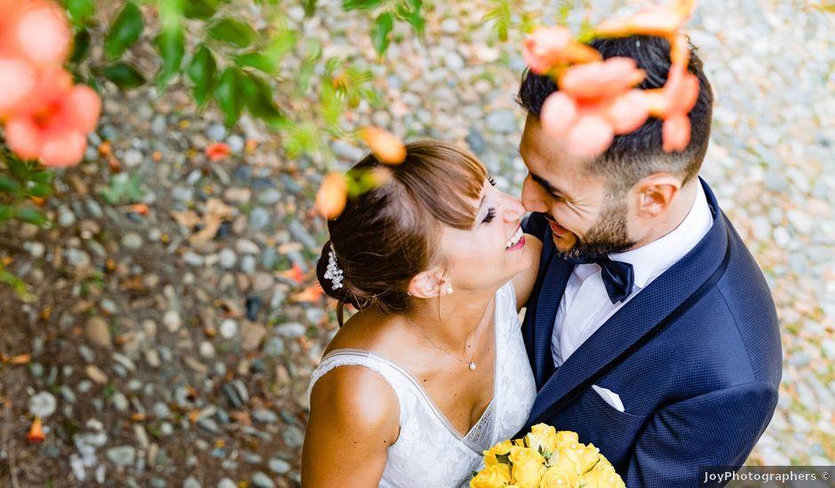 Il matrimonio di Flavio e Martina a Moncalieri, Torino