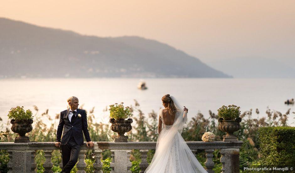Il matrimonio di Gianluca e Maryna a Ispra, Varese