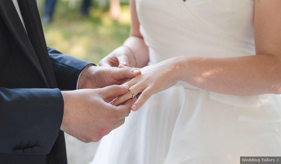 Il matrimonio di Niccolo e Silvia a Lucca, Lucca