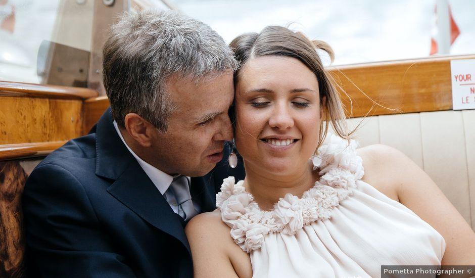 Il matrimonio di Alessandro e Laura a Lido di Venezia, Venezia