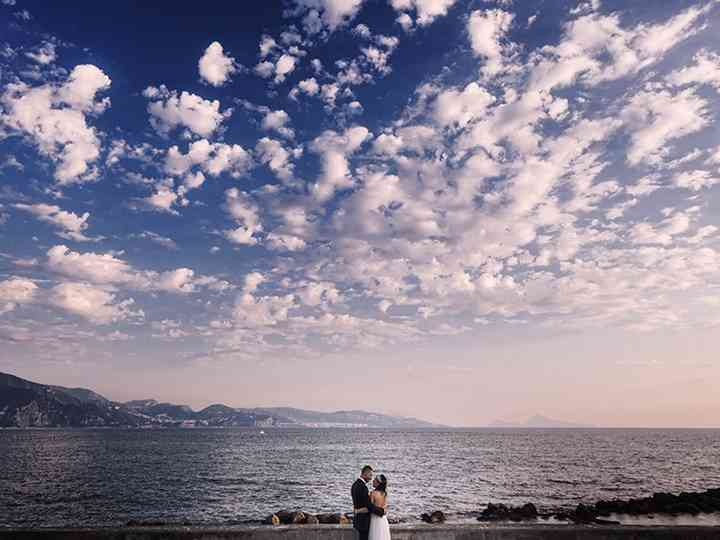 le nozze di Valentina e Silvio