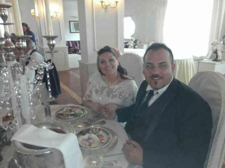 le nozze di Maria Grazia e Concetto