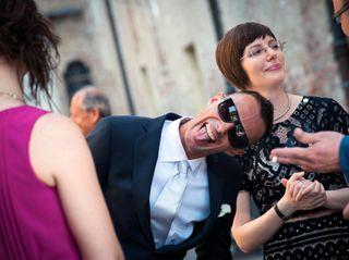 Le nozze di Francesca e Claudio 1