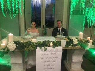 Le nozze di Matilde  e Andrea