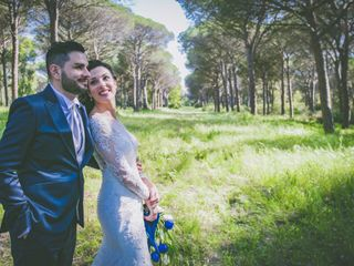Le nozze di Carla e Samuele