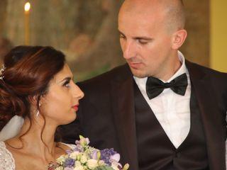 Le nozze di Paul e Nicoleta