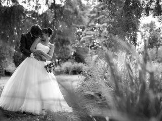 Le nozze di Elena e Derek