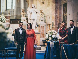 Le nozze di Mirko e Cinzia 1