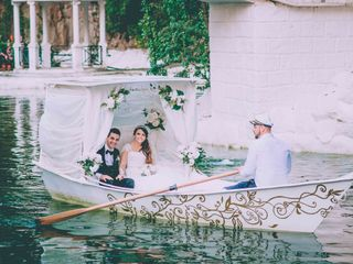Le nozze di Mirko e Cinzia
