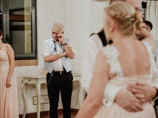 Le nozze di Cristian e Sabrina