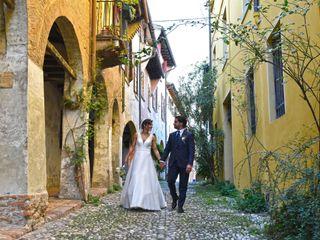 Le nozze di Dalida e Francesco 1