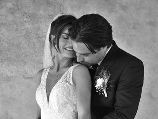 Le nozze di Dalida e Francesco 2