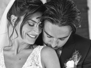 Le nozze di Dalida e Francesco