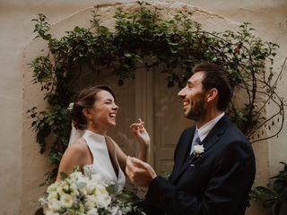 Le nozze di Giulia Anna e Riccardo
