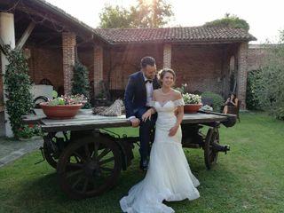 Le nozze di Corinne e Cristian